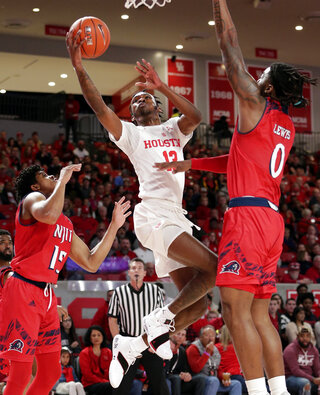 NJIT Houston Basketball