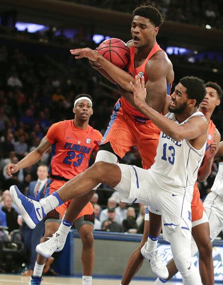 Florida Duke Basketball