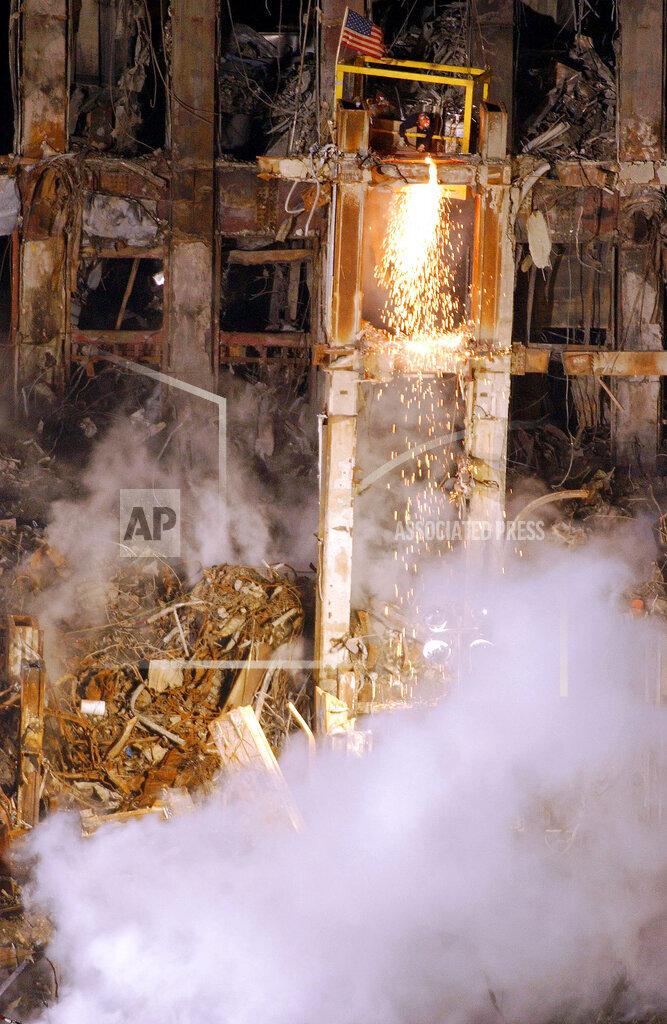 Associated Press Domestic News New York United States ATTACKS TRADE CENTER