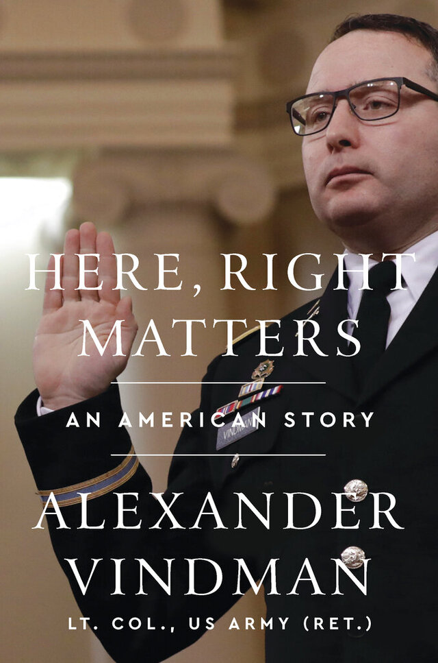This cover image released by HarperCollins Publishers shows