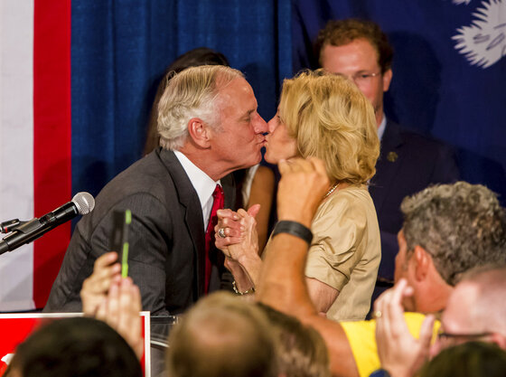 Henry McMaster, Patty McMaster