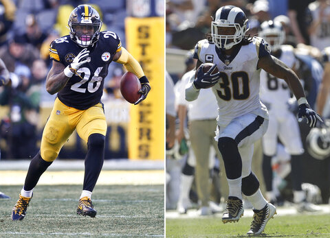 Running Back Rankings Football