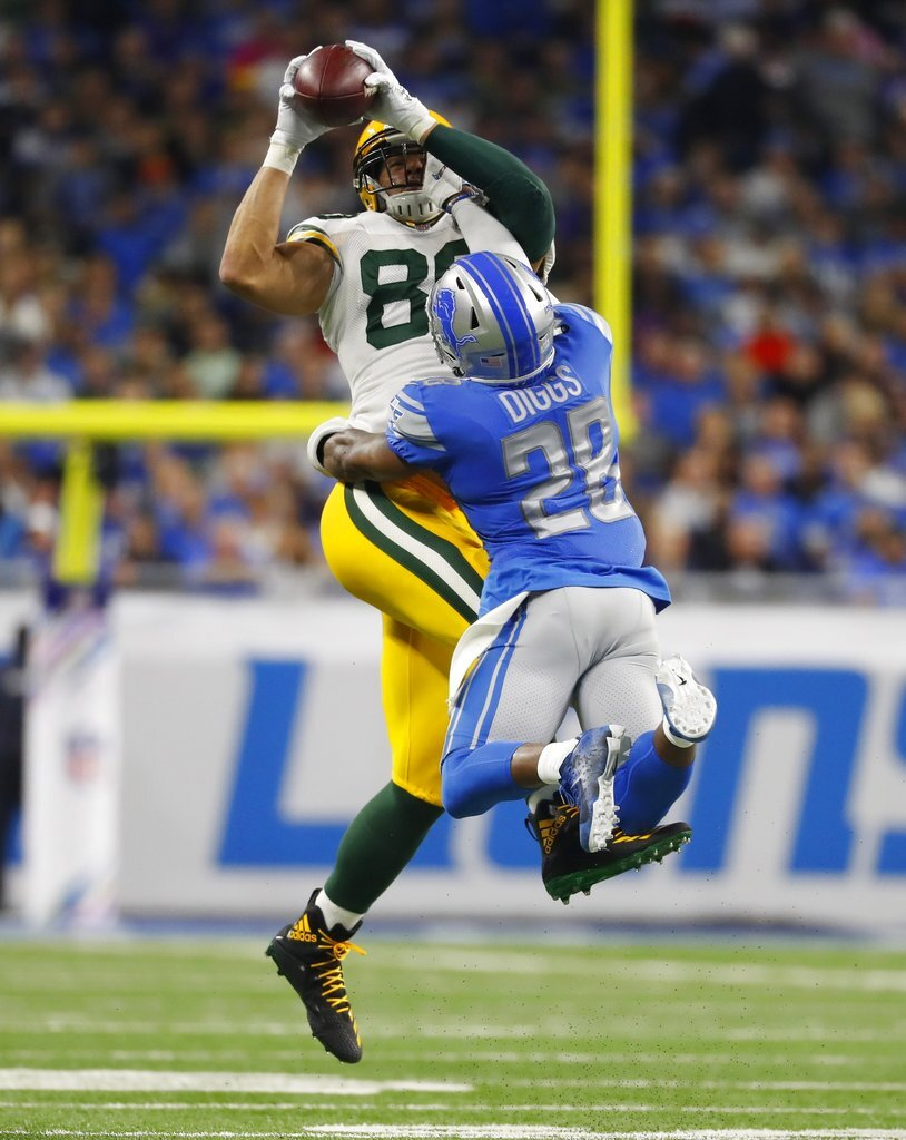 Quandre Diggs, Jimmy Graham