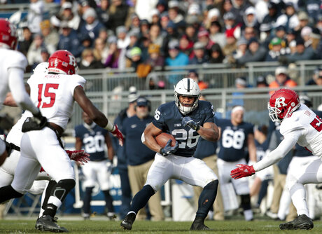 Rutgers Penn St Football