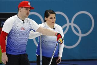 Pyeongchang Olympics Curling