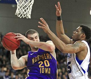 Drake Northern Iowa Basketball