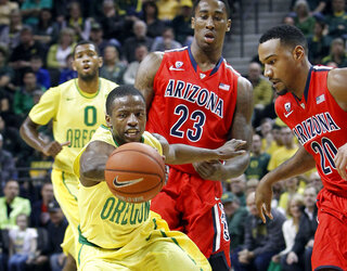 Mike Moser, Johnathan Loyd, Rondae Hollis-Jefferson, Jordin Mayes