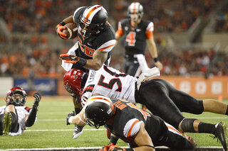 San Diego St Oregon St Football