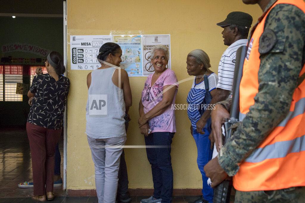 Dominican Republic Primary Election