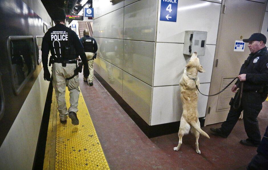 Super Bowl Security Football