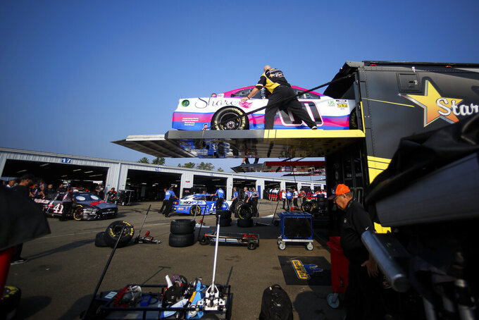 NASCAR Cup Series at Watkins Glen