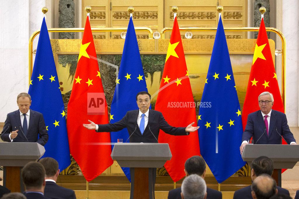 China EU Summit