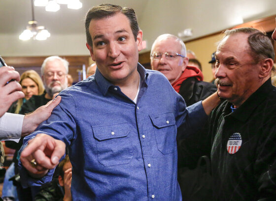 Ted Cruz, Court Oviatt