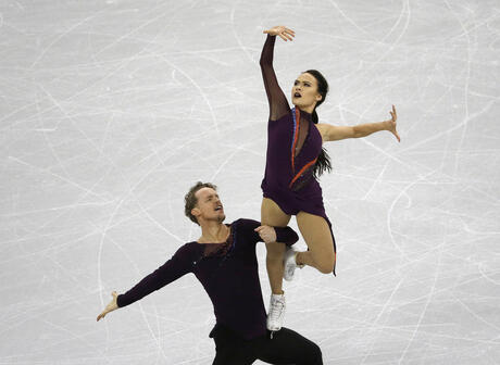 Madison Chock, Evan Bate