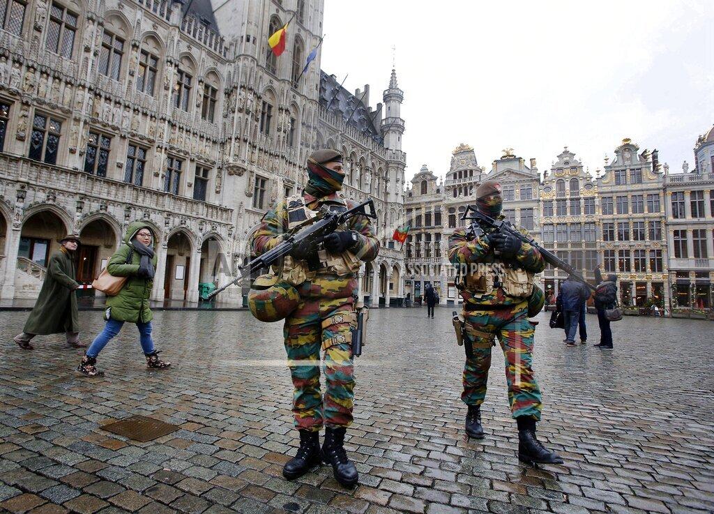 YE Belgium Paris Attacks