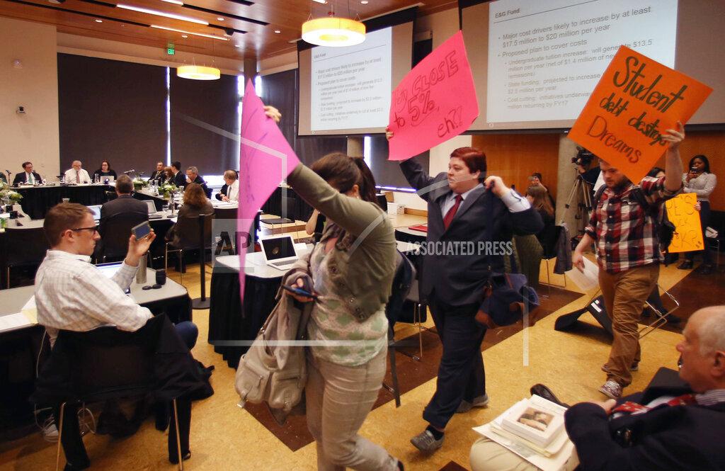 University Of Oregon Tuition Hike
