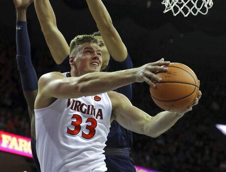 UNC Greensboro Virginia Basketball