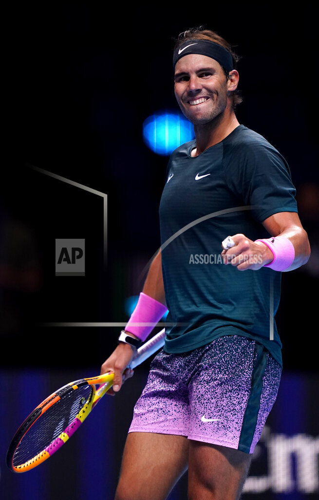 Nitto ATP Finals - Day Five - The O2 Arena