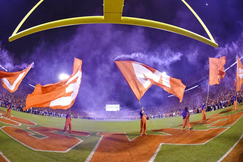 Duke Clemson Football
