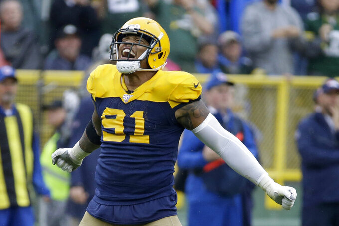 Packers' Smiths continue to prove to be good investments