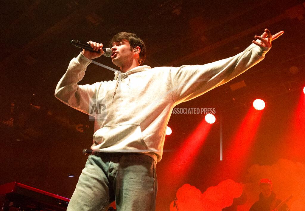 Rex Orange County In Concert - Philadelphia
