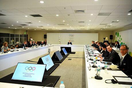 Rio Olympics IOC Executive Meeting