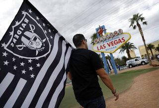Raiders Move Vegas Stadium