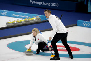 Pyeongchang Olympics Curling Russian Doping-Norway