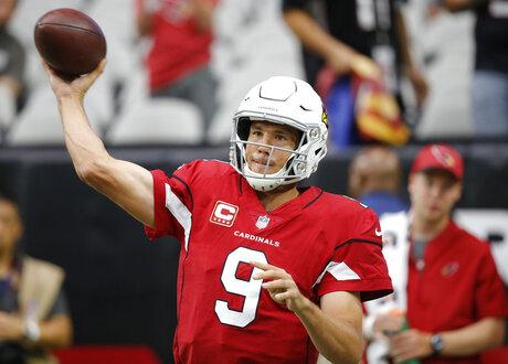 Cardinals-Rams Football