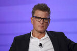 Chief Content Officer, HBO MAX and President, TNT, TBS, & truTV Kevin Reilly appears at the HBO Max Executive Sessions panel during the HBO TCA 2020 Winter Press Tour at the Langham Huntington on Wednesday, Jan. 15, 2020, in Pasadena, Calif. (Photo by Willy Sanjuan/Invision/AP)