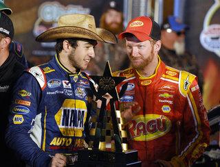 Chase Elliott, Dale Earnhardt Jr.