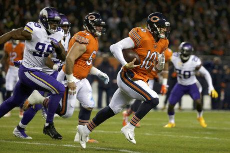Vikings Bears Football