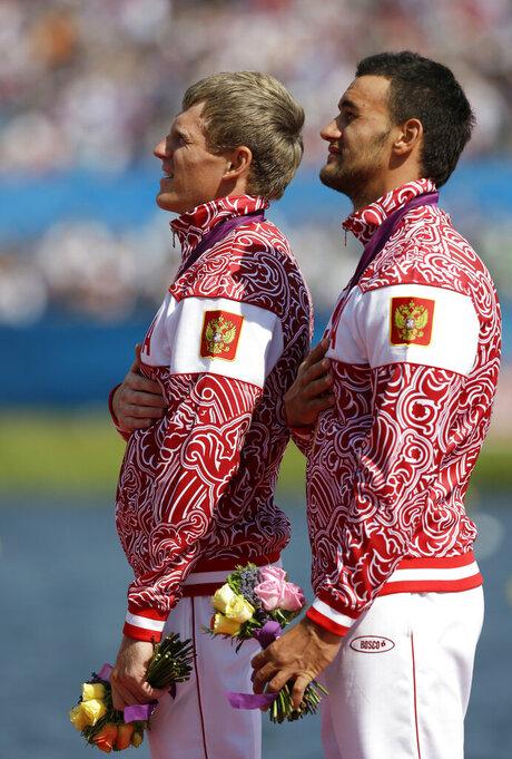 Yury Postrigay, Alexander Dyachenko