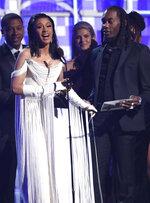 Cardi B recibe el Grammy al mejor álbum de rap por