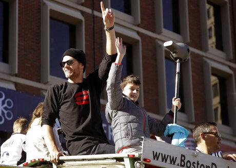 Tom Brady, Ben Brady