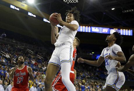 Saint Francis Pa UCLA Basketball