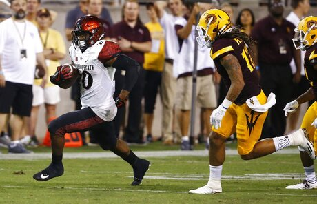 San Diego St Arizona St Football