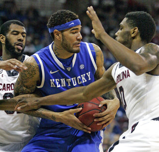Willie Cauley-Stein, Sindarius Thornwell, Desmond Ringer