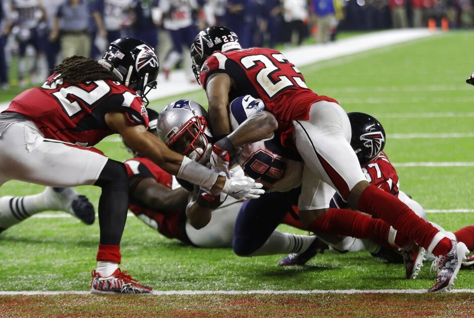 Falcons Bad Memories Football