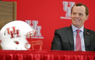 Houston Applewhite Football