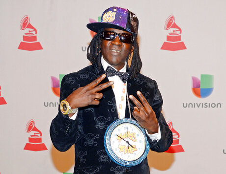 Flavor Flav, William Jonathan Drayton, Jr.