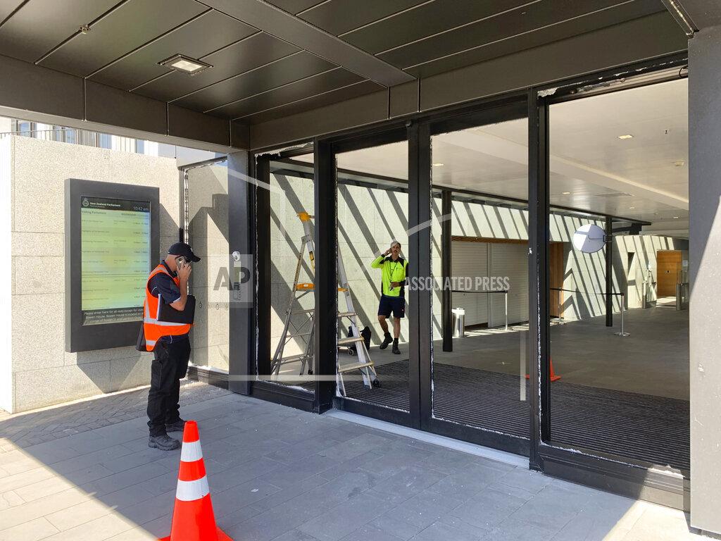 New Zealand Parliament Attack