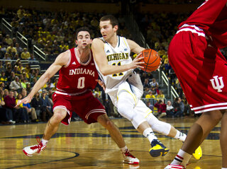 Will Sheehey, Nik Stauskas