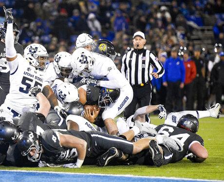 Air Force Utah St Football