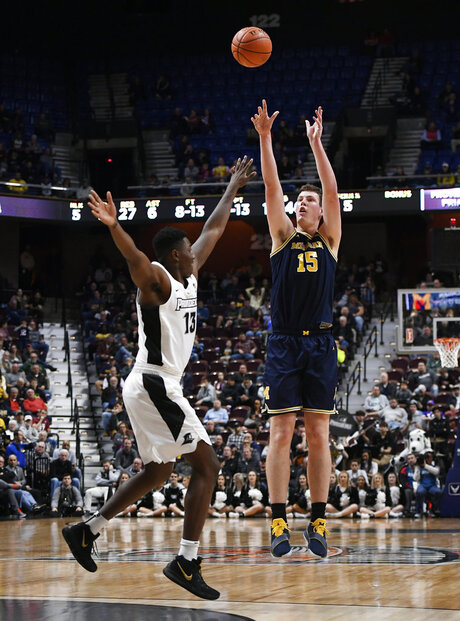 Providence Michigan Basketball