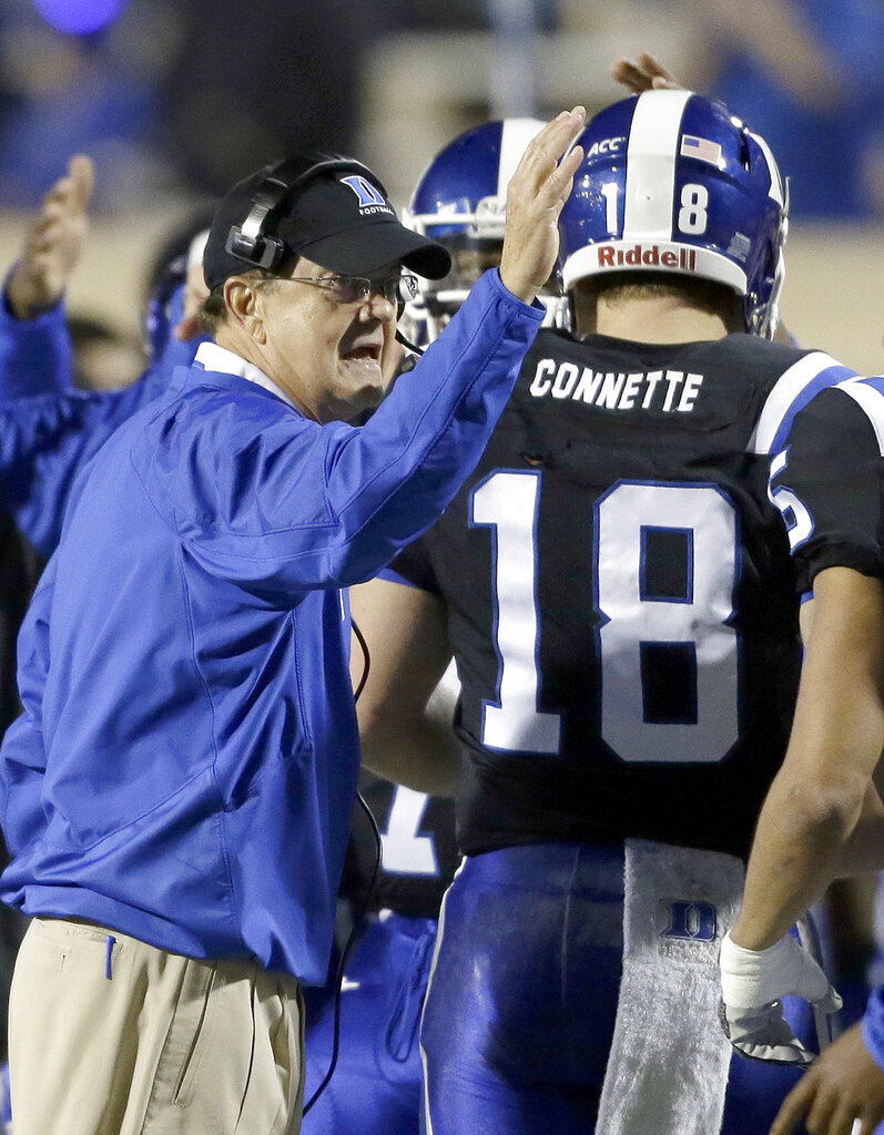 Brandon Connette, David Cutcliffe