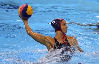 Rio Olympics Water Polo Women