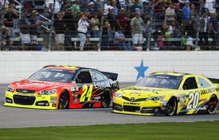 Jeff Gordon, Matt Kenseth