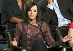 "FILE - In this Feb. 5, 2019, file photo, former O.J. Simpson prosecutor Marcia Clark participates in the ""The Fix"" panel during the ABC presentation at the Television Critics Association Winter Press Tour in Pasadena, Calif. Clark, the trial's lead prosecutor, quit law after the case, although she has appeared frequently as a TV commentator on high-profile trials over the years and on numerous TV news shows. She was paid $4 million for her Simpson trial memoir, ""Without a Doubt,"" and has gone on to write a series of crime novels. (Photo by Willy Sanjuan/Invision/AP, File)"