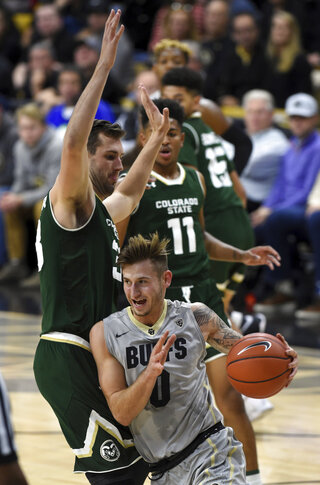 Colorado St Colorado Basketball